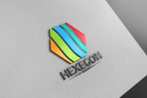 Hexagon Logo Version2