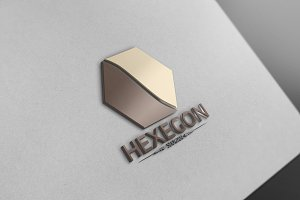 Hexagon Logo Version4