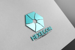 Hexagon Logo Version5