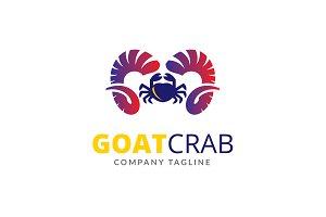 Goat Crab Logo