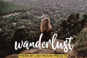 Wanderlust Lightroom Presets Bundle