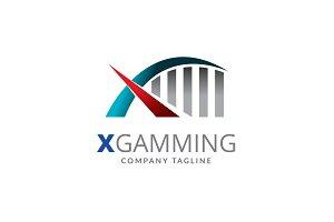 X Gamming Logo