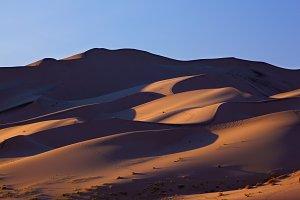 "Sand dunes of ""Eureka"""