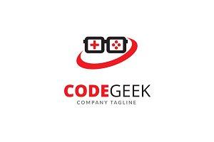 Code Geek Logo
