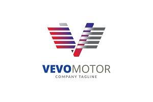 Vevo Motors Logo