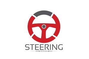 Steering Logo