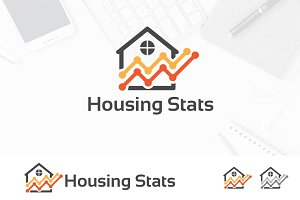 Real Estate Investment Stats Logo
