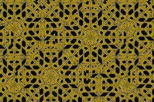 Modern Islamic Geometric Pattern