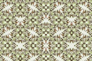 Modern Geometric Check Seamless Pattern
