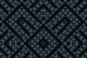 Modern Geometric Check Pattern