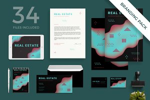 Branding Pack | Real Estate Company