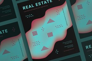 Posters | Real Estate Company