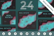 Social Media Pack | Real Estate