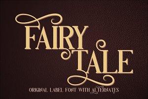 Fairy Tale Typeface