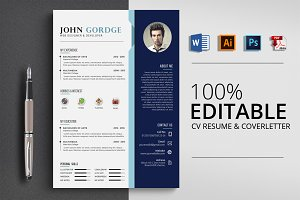 Simple Word CV Resume
