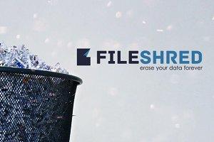 Fileshred Erase your data Forever