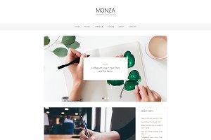 [Free] Monza - A Blog Theme