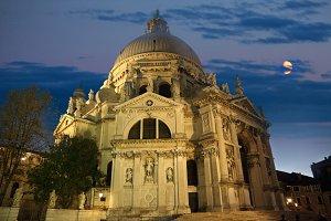 Santa Maria della Salute Cathedral