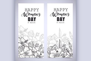 Greeting card tamplate