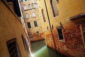 Venice streets near Saint Marco