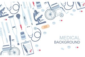 Medical background