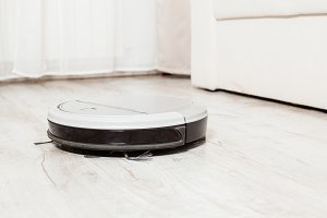 Smart robotic automate