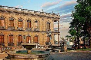 Old city - Monterrey Barrio Antiguo
