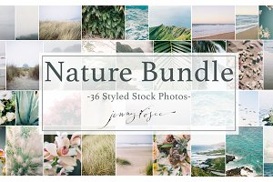 Nature Bundle | Stock Photos