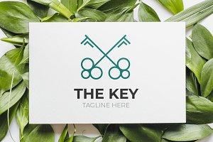 Key Logo Template