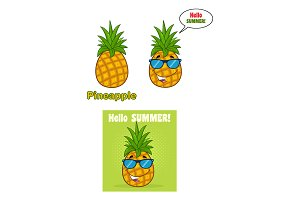 Pineapple Fruit Collection 3
