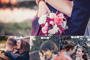 Romantic Photoshop Actions