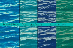 Water Surface Vectors