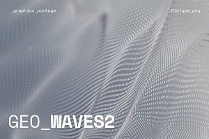 Geometric Waves Collection 2