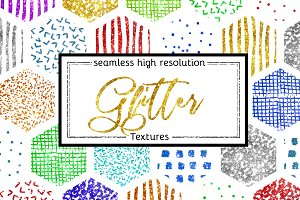 Glitter overlays 203 Elements