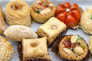 pastelitos arabes
