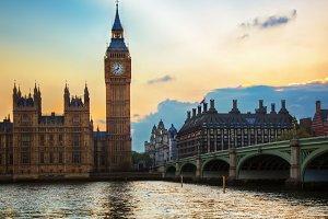 London, England, the UK