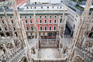 Architecture of Milan, Italy