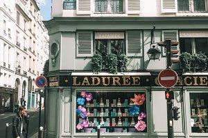 Laduree Paris in Saint Germain
