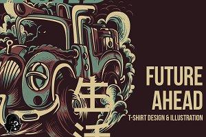Future Ahead Illustration