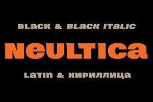 Neultica 4F Black