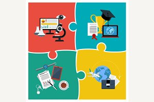 Online Education, Science, Business