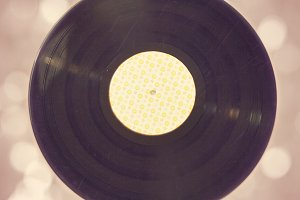 Pink Record Album