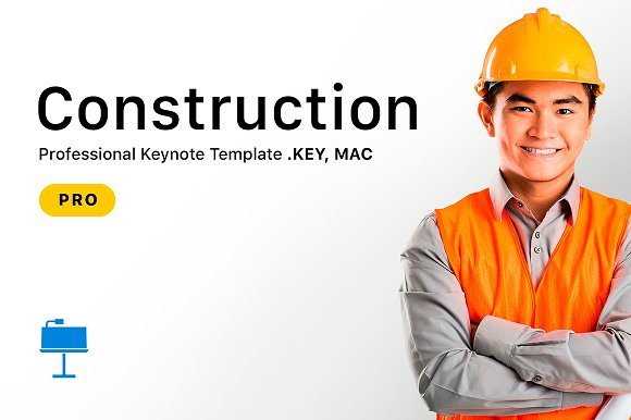 Construction Template for Keynote