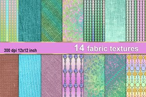 14 fabric textures linen lace