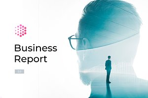 Business Report 2.0 for Keynote