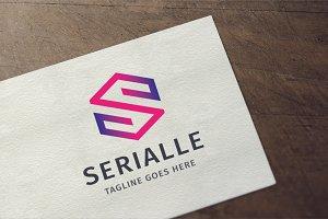 Letter S - Serialle Logo