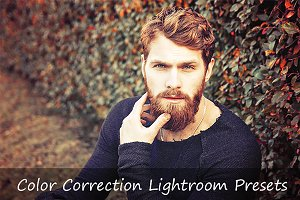 170+ Color Correction Presets