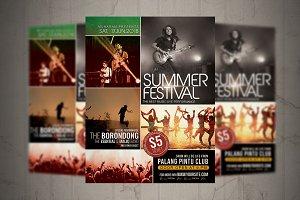 Summer Festival Flyer / Poster