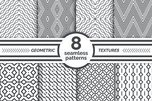 Geometrical seamless patterns