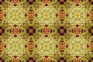 Luxury Modern Ornate Seamless Pattern